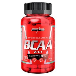 BCAA 2.1.1 90 Cáps - Integralmedica
