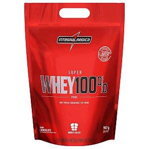 Super Whey 100% 907 G - IntegralMedica