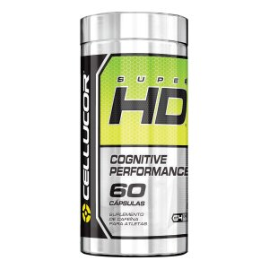 Super Hd (60 cáps) - Cellucor
