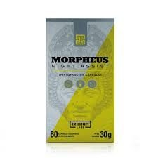 Morpheus Night Assist (60 cápsulas) - Iridium Labs