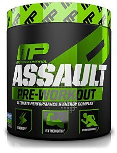 Assault 222g - Muscle Pharm