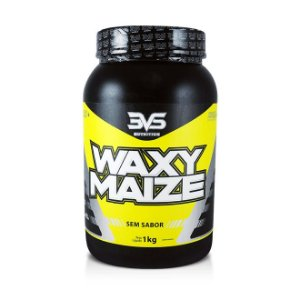 Waxy maize 1kg - 3vs Nutrition