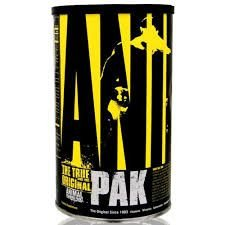 Animal Pak (30 pacotes) - Universal