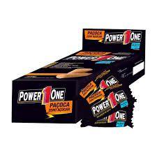 Paçoca Zero Açúcar (24 Unid) - Power One
