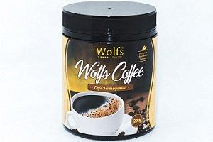 Café termogênico 200g - Wolfs