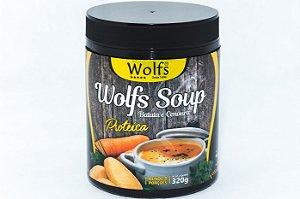 Sopa vegana proteica 320g - Wolfs