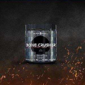 Pré-treino Bone Crusher (300g) - Black Skull