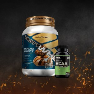 Tasty Whey (912g) + BCAA ON 1000 (60 caps)