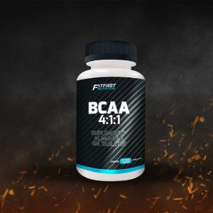 BCAA 4:1:1 (120 caps) - Fit Fast