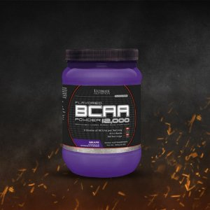 BCAA Powder 12000 (288g) - Ultimate Nutrition