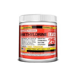 Methyldrene EPH ECA Stack 270g - Clone Pharma