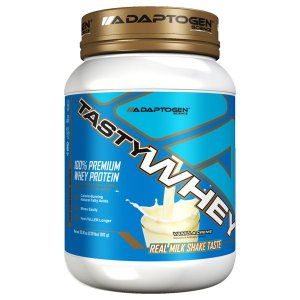 Tasty Whey 2lbs -  Adaptogen Science