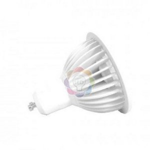 Lâmpada Led AR70 7w GU10 Branco Quente