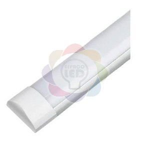 Calha Linear LED 40w 120cm Branca Fria