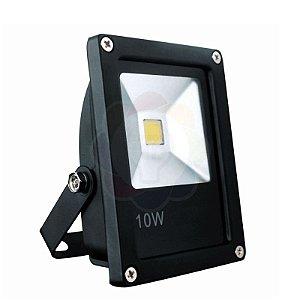 Refletor LED 10w COB Branco Frio