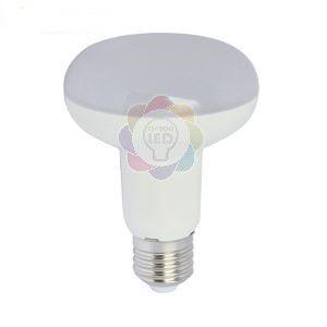 Lâmpada Cogumelo LED 12w E27 Branca Quente