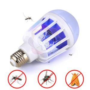 Lâmpada LED Mata Mata Mosquito  2em 1 Potência de 15w