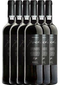 Segredos do Poeta 2015, tinto, 750ml, caixa com 6 garrafas