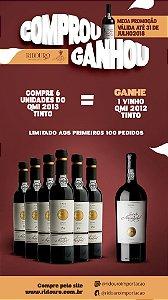 Combo de Inverno 5 - 6 Garrafas de Quinta Maria Izabel 2013 tinto, oferta 1 Quinta Maria Izabel tinto 2012