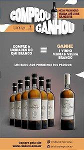 Combo de Inverno 6a - 6 Garrafas de Quinta Maria Izabel 2015 branco, oferta 1 Vinhas Velhas Maria Izabel branco