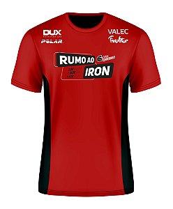 "Camiseta Projeto ""Rumo ao Iron"" (Masc/Fem)"