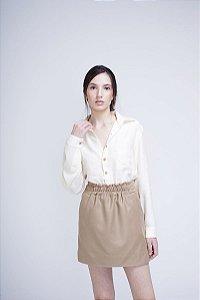 Camisa Thea Manga Longa Semeadura