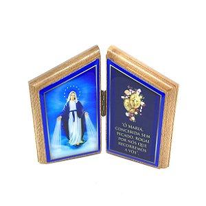 Oração de Mesa Nossa Senhora das Graças