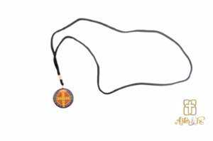 Medalha de São Bento no Cordão