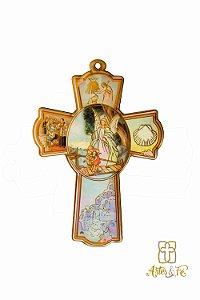 Cruz de Parede Anjo da Guarda