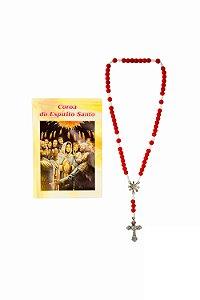 Terço com Oração - Coroa do Espírito Santo