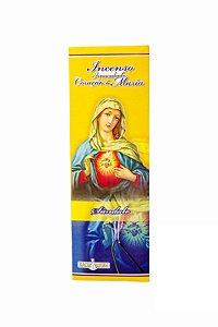 Incenso Sagrado Coração de Maria
