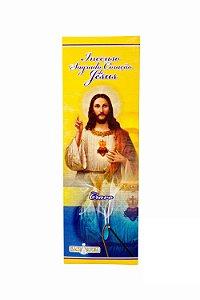 Incenso Sagrado Coração de Jesus