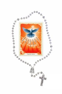 Terço com Oração - Espírito Santo