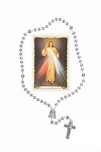 Terço com oração -  Jesus Misericordioso