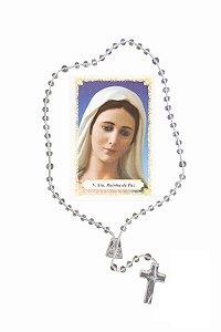 Terço com oração - Nossa Senhora Rainha da Paz
