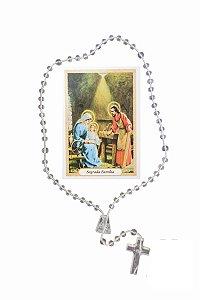 Terço com oração - Sagrada Família