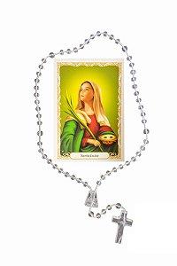 Terço com oração - Santa Luzia