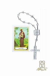 Dezena com oração mini - São Benedito