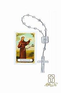 Dezena com oração mini -  São Francisco