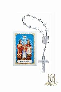 Dezena com oração mini -  Divino Pai Eterno