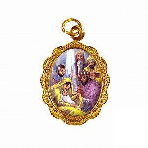 Medalha 3 Reis Magos