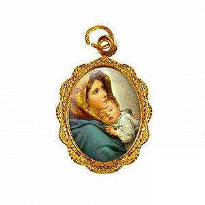 Medalha Nossa Senhora da Divina Providência