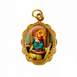 Medalha Nossa Senhora do Rosário