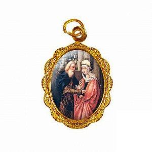 Medalha São Joaquim e Santa Ana