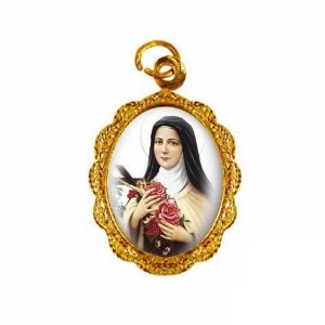 Medalha Santa Terezinha