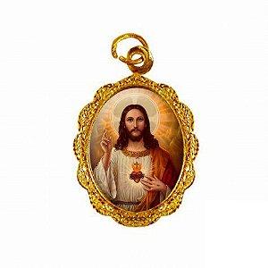 Medalha Sagrado Coração de Jesus