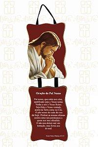 Adorno Jesus Orando