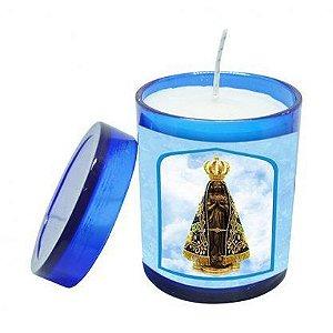 Vela Nossa Senhora Aparecida Perfumada
