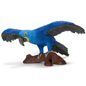 Miniatura Arara Azul Schl