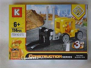 Blocos de Montar Construction 12011 com 114pçs